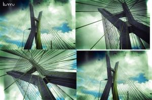 imagens da ponte feitas por brunna mancuso
