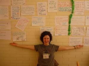 Ana Rita Ferraciolli abraça os resultados