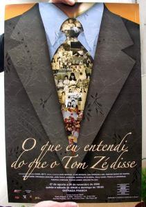 cartaz de Thiago Ventura